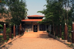CAMBODGE Musee des mines 2009