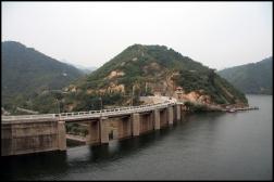 CHINE Barrage Huanghua septembre 2007