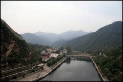 CHINE Village Huanghua septembre 2008