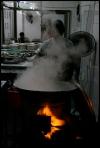 CHINE Xian cuisson quartier musulman septembre 2007