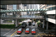 HONGKONG Deplacements septembre 2007