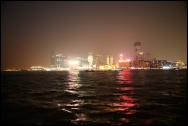 HONGKONG Kowloon by night septembre 2007