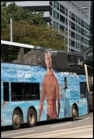 HONGKONG Sawyer Lost septembre 2007