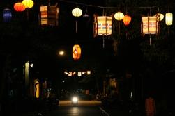 VIETNAM Guirlandes de lanternes Hoi An