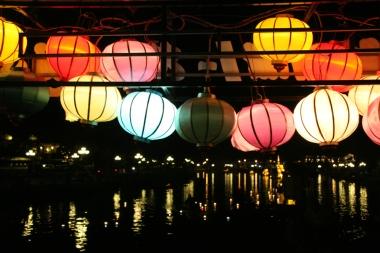 VIETNAM Lanternes et lampions Hoi An
