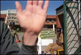 ZIMBABWE Usine de tabac 1996