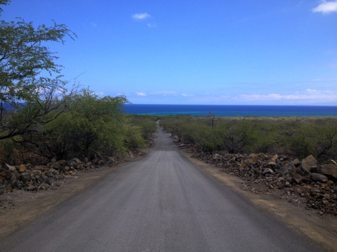 kiholo-bay-road