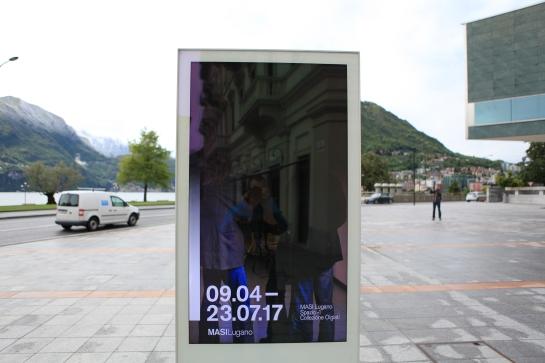 SUISSE Autoportrait Lugano 2017