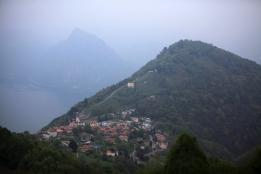 SUISSE Bre Monte Bre et San Salvatore Tessin 2017