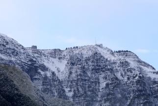 SUISSE Fiore di Pietra Monte Generoso depuis Lugano 2017