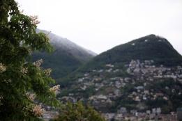 SUISSE Monte Bre depuis Lugano 2017