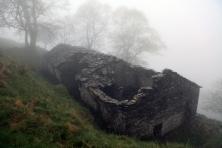 SUISSE Ruine Monte Generoso 2017